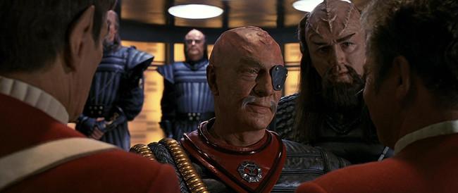 Christopher Plummer en Star Trek IV