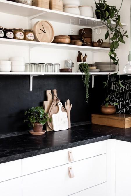Heimatbaum White Kitchen Casa Haus