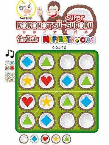 SudokuInfantil