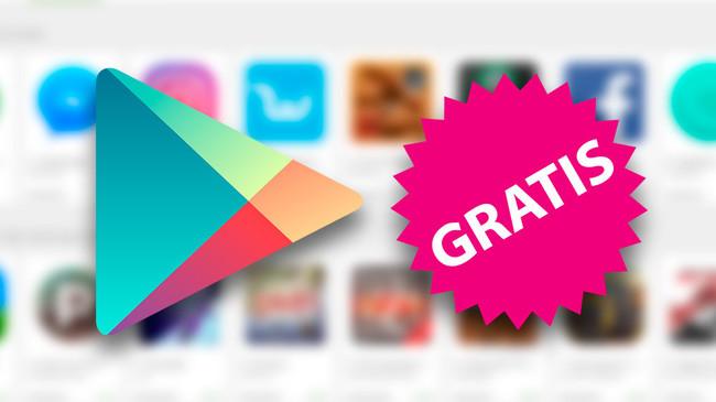 Google Play ofertas aplicaciones gratuitas