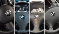 Toyota, BMW, Honda y Nissan llaman a revisión por problemas con los airbags Takata en México