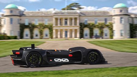 Un coche autónomo se enfrentará por primera vez a la colina de Goodwood en el Festival of Speed 2018