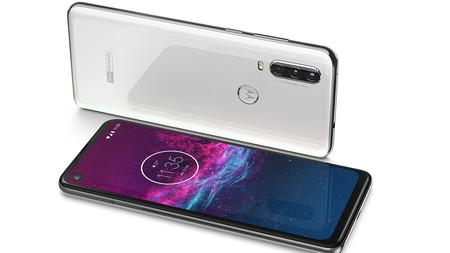 Motorola One Action Oficial Pantalla Diseno