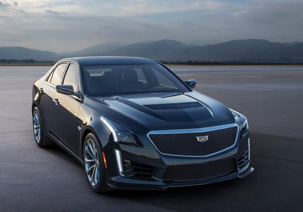 Foto de Cadillac CTS-V 2016 (1/14)