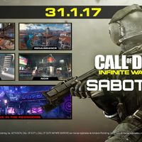 Call of Duty: Infinite Warfare presenta todos los mapas de su nuevo DLC Sabotage en un nuevo tráiler