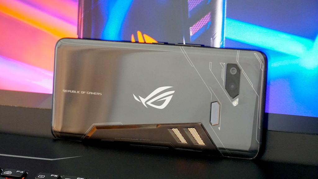 ASUS ROG Phone, análisis: si los móviles gaming son un nuevo camino, ASUS lo empieza muy bien