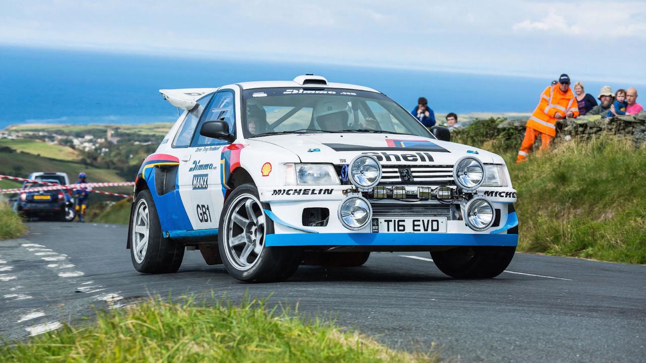 Peugeot 205 T16 Evolution VIII