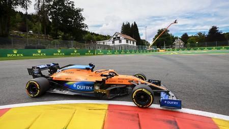 Sainz Belgica F1 2020