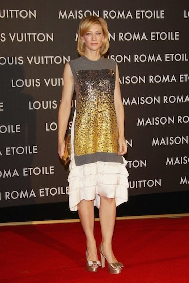 Louis Vuitton inaugura nueva tienda en Roma