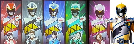 Power Rangers Corea