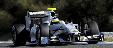 El HRT F112 debutará en pista mañana