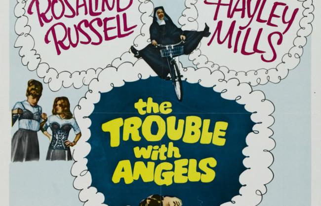 Angeles Rebeldes Poster