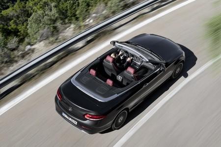 Mercedes Benz Clase C Coupe 2019 26