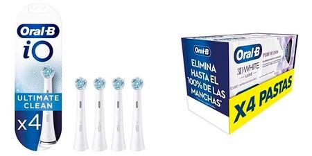 Oral B Io Ultimate Clean Cabezales