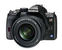 Olympus presenta la E-520 y el esperado Zuiko digital 9-18mm