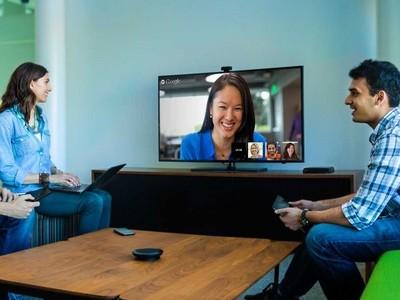 """Google lanza """"Chromebox for meetings"""", un paquete de hardware para videoconferencias empresariales"""