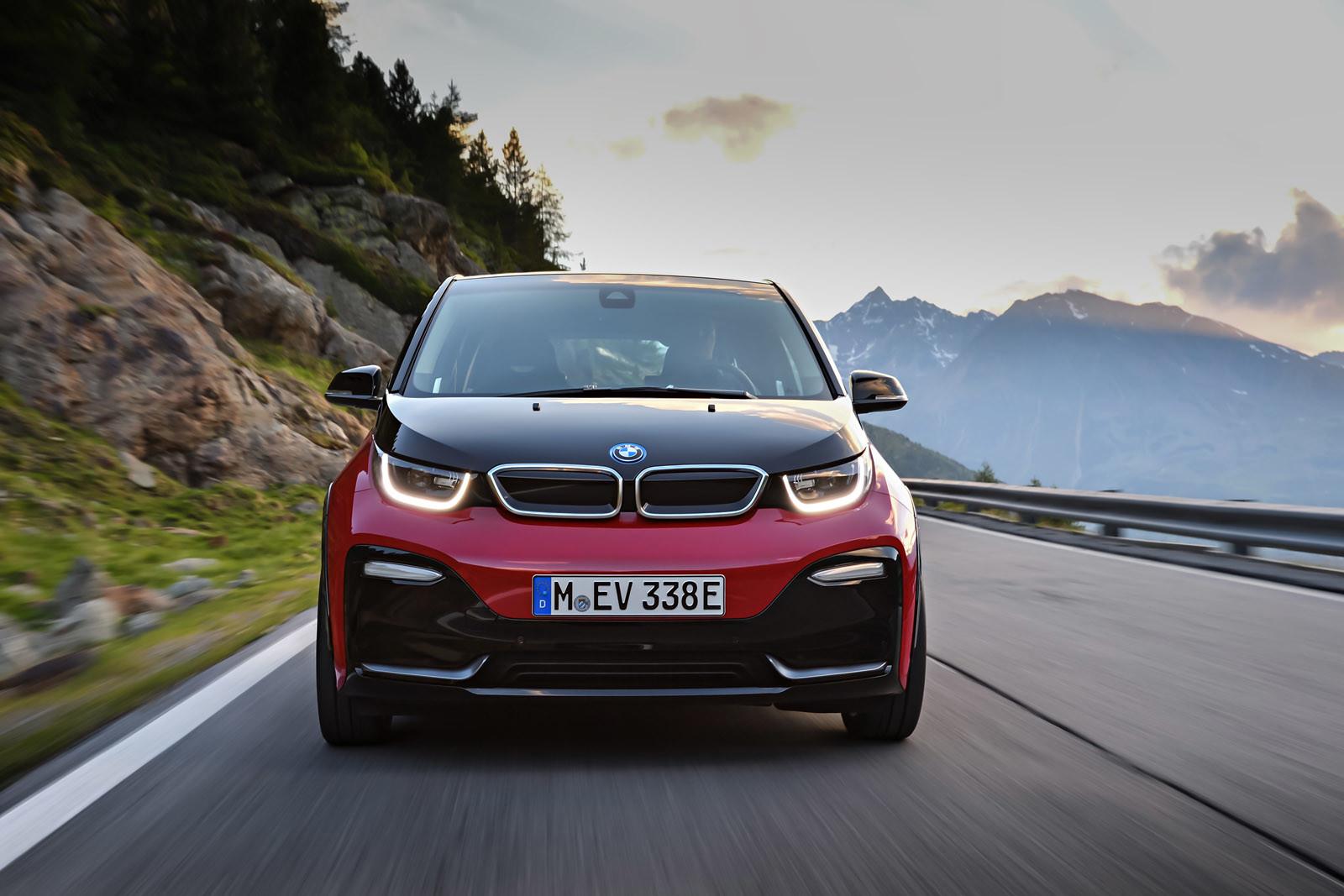 Foto de BMW i3 y i3s 2018 (69/139)