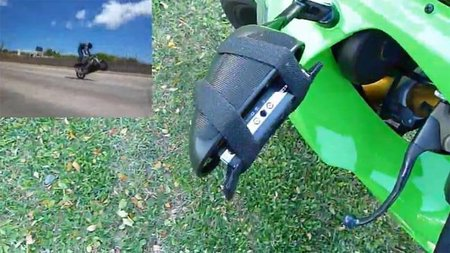 Cómo montar tu cámara en la moto