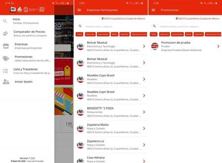 App Buen Fin 2020 Mexico Android Ios
