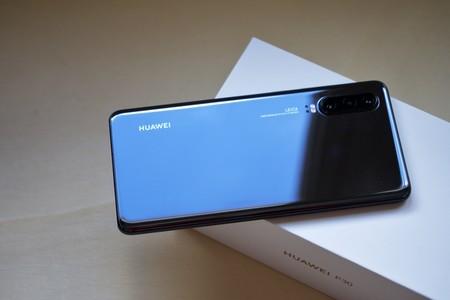 Huawei P30 Review Reflejo