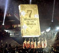 Las 7 nuevas siete maravillas del mundo