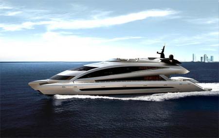 Tu catamarán de superlujo, by Porsche Design
