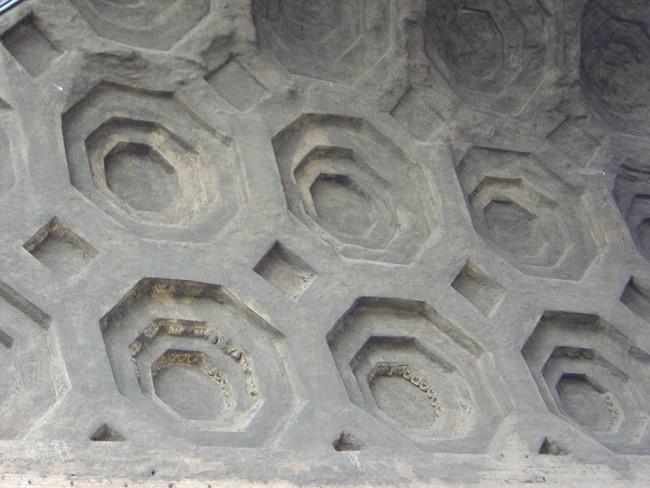 Ancient Roman Concrete Vault