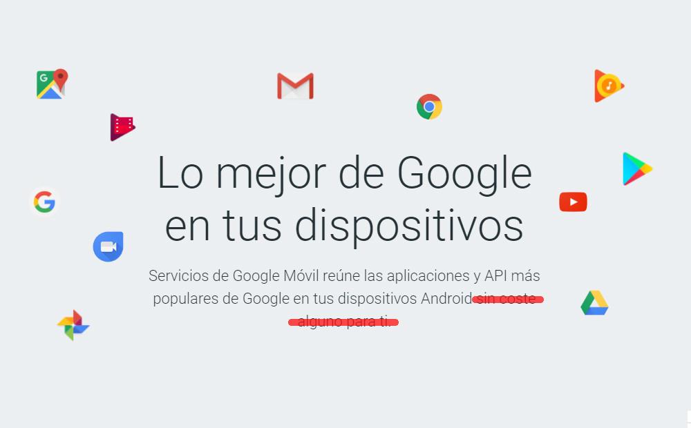 Estas aire las App de Google® para Android-OS que los creadores tendrán que desembolsar inclusive 40 USD por amovible en Europa
