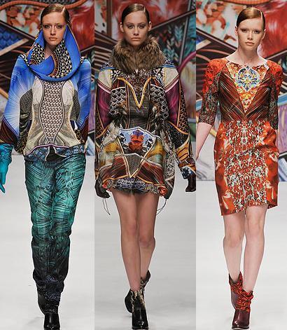 Tendencias Otoño-Invierno 2010/2011 en la Semana de la Moda de Londres: las mejores colecciones