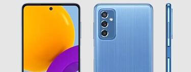 Samsung Galaxy M52 5G: una contundente gama media alta con 120Hz, 5G y potencia de sobra para juegos