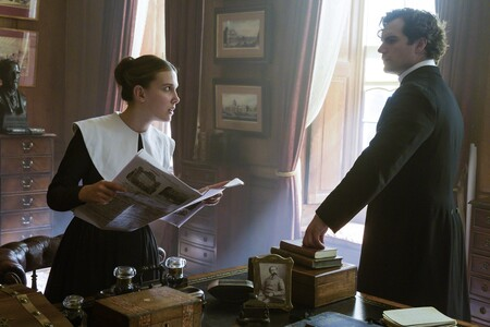 Enola Sherlock Holmes