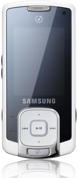 Samsung SGH-F330, móvil musical
