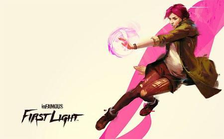inFamous First Light tiene su fecha de lanzamiento a la vuelta de la esquina
