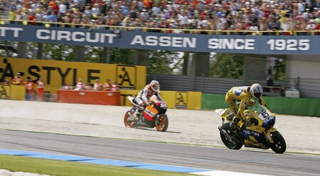 Edwards Hayden Assen Motogp 2006