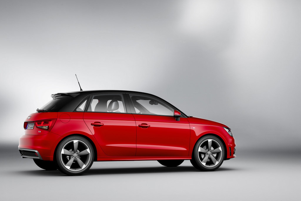 Foto de Audi A1 Sportback (18/21)
