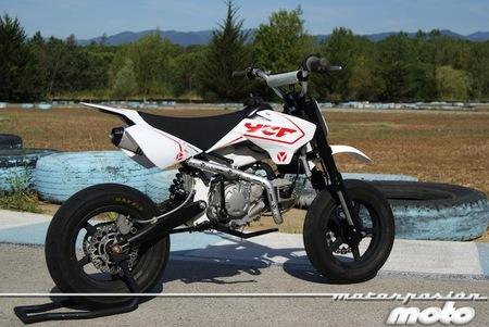 Toma de contacto Minimotard UNO Racing SM155 2013 (I)