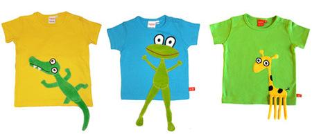 LipFish: divertidas camisetas para los peques