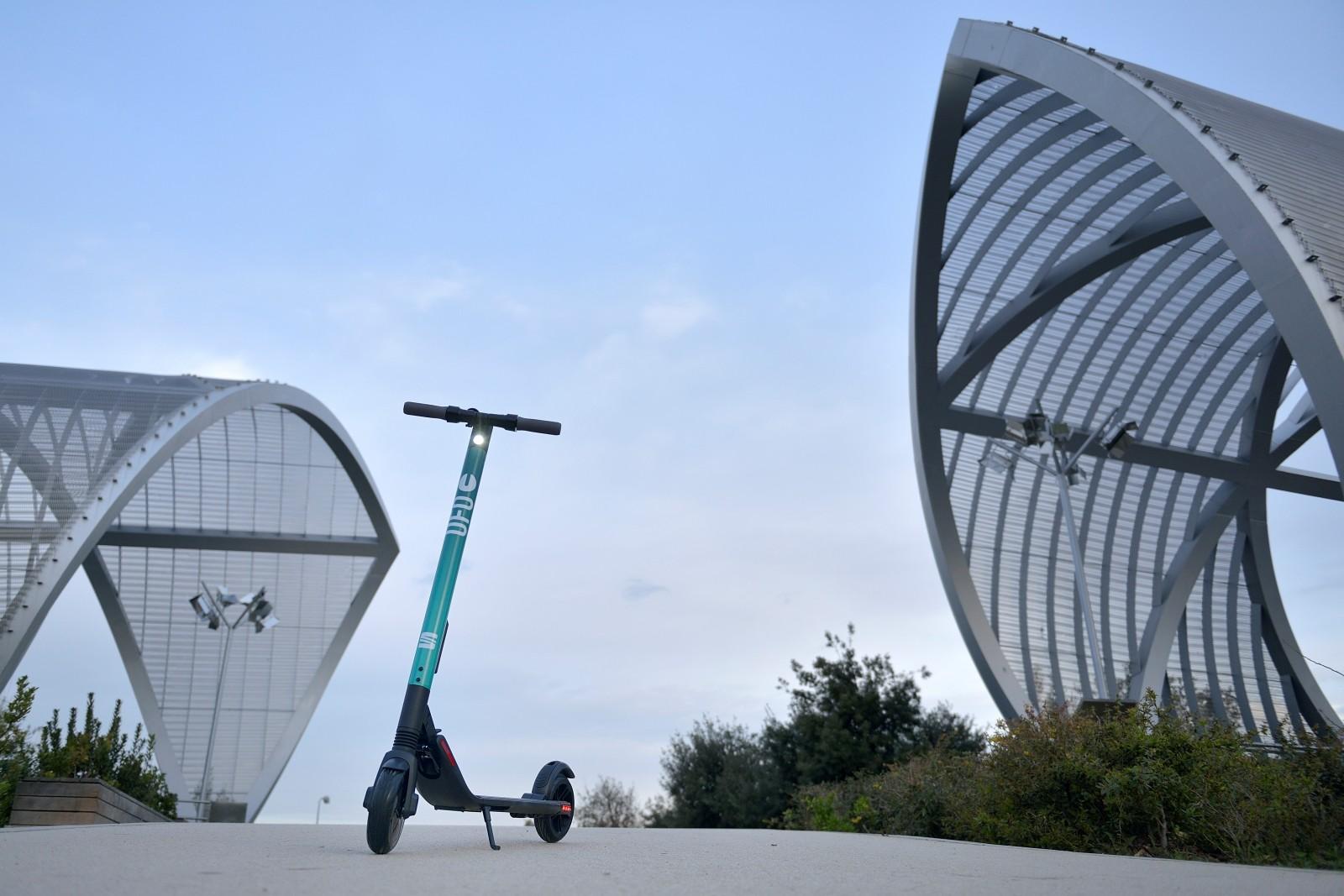 Foto de Nuevo servicio compartido de patinetes eléctricos de SEAT (6/13)