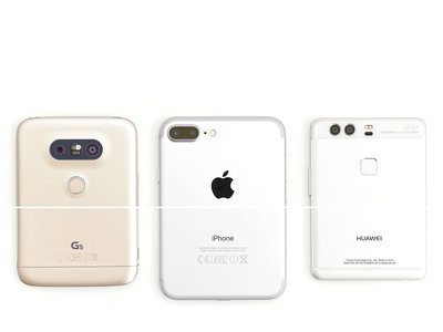 Los teléfonos de doble cámara se ponen de moda y fabricantes como Samsung y LG están frotándose las manos