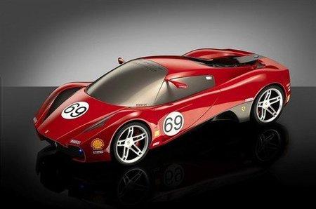 Ferrari volverá a los motores turbo de producción
