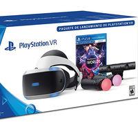 Un año después de su lanzamiento llega el PlayStation VR de manera oficial a México