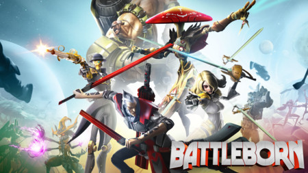 Gearbox busca jugadores de PS4, PC y Xbox One para la prueba técnica de Battleborn ¡Únete!