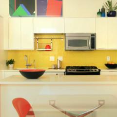 Foto 3 de 9 de la galería piso-retro-de-colores en Decoesfera