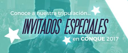 Conque Invitados 2017