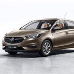 El nuevo Buick Excelle revive el nombre de un 'coche de batalla' en China
