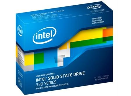 Intel SSD 330 tienen un nuevo modelo con un precio excelente