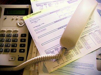 La subida del IVA en caso de las facturas de Movistar