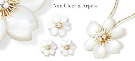 Las Rosas de Navidad de Van Cleef & Arpels