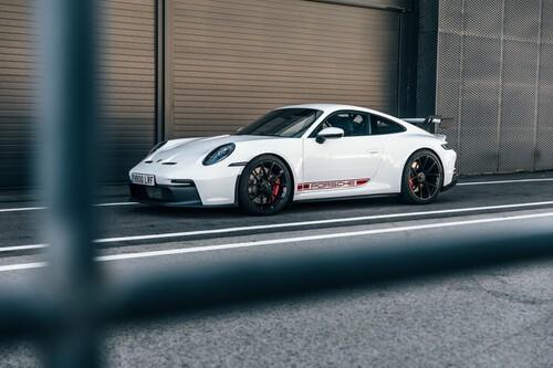 Probamos el Porsche 911 GT3: una herramienta de precisión que demuestra que no hacen falta más de 510 CV para tener un deportivo rápido y con carácter