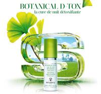 Botanical D-Tox de Sisley, cura de noche detoxificante para pieles fatigadas
